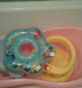Всё для купания малыша от 0.