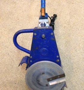 Торцеватель для труб с электроприводом