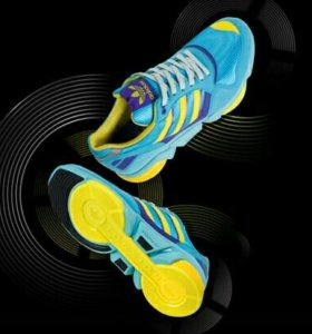 Кроссовки Adidas Torsion RVI Aqua