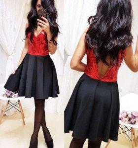 Продам платье новое 46 размер
