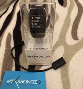 Умные часы MyKronoz ZeWatch4 HR торг