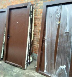 Двери входные (новые)