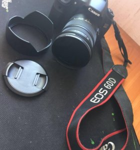 Canon 60d + объектив Sigma 17-50mm f.2.8