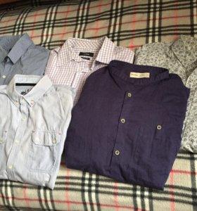 Брендовые мужские рубашки