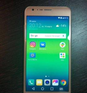 Смартфон LG X CAM