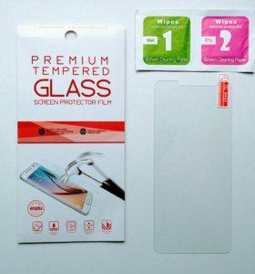 На Xiaomi redmi 5 защитное стекло