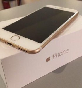 iPhone 6 s 64 Gold