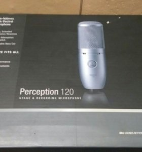 Студийный микрофон AKG Perception 120
