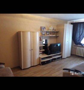 Квартира, 1 комната, 29.3 м²