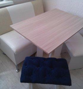 Стол+ диванчик