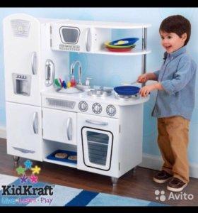 Детская кухня Kidkraft новая в коробке