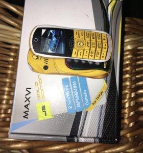 Мобильны телефон maxvi j2