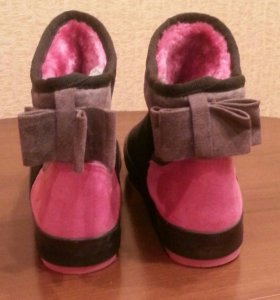 Ботинки ( новые ), р - 39