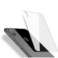 Защитное стекло задней крышки iPhone X