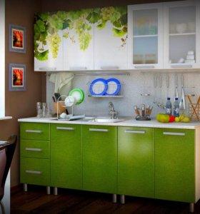 Кухонный гарнитур Люкс Лоза 2.0 м