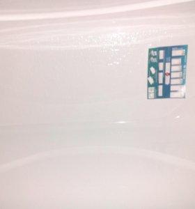 Ванна акриловая! Новая!