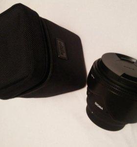 Sigma AF 50mm F1.4 EX DG HSM для Canon