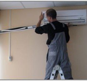 Установка и ремонт Сплит систем