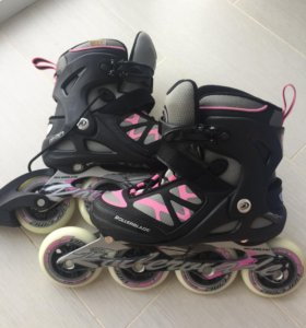 Ролики Rollerblade Macroblade 90W Black/Pink р.37