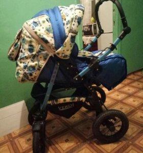 Детская коляска... Вэрди Марк..зима ,лето.