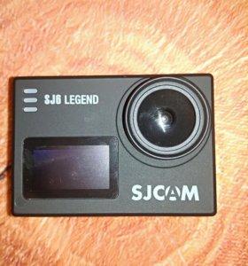 Экшн камера SJCAM SJ6 LEDEND