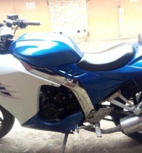 Торг Мотоцикл 150см