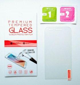 На Asus Zoom Zx551ml защитное стекло