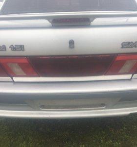 Крышка багажника Ваз-2115