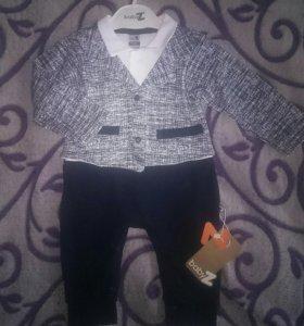 Нарядный костюм (слип)