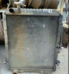 Радиатор охлаждения td23 td25 td27 qd32 fd42