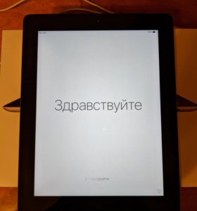 iPad 3 64Gb Black, Wi-Fi + Cellular