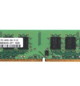 Samsung DDR2 6400 2GB