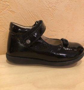 Naturino туфли для девочки