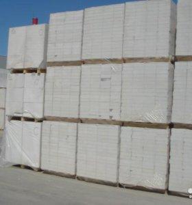 Блоки газосиликатные Бонолит с завода