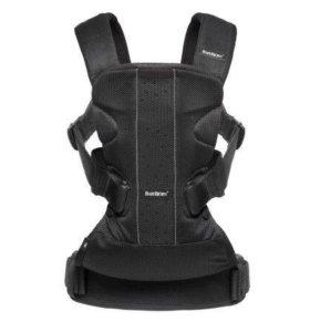 Рюкзак для переноски ребенка baby bjornone AIR