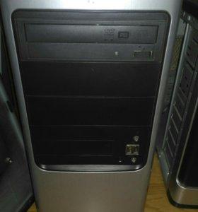 Игровой компьютер 4 ядра/4гб памяти