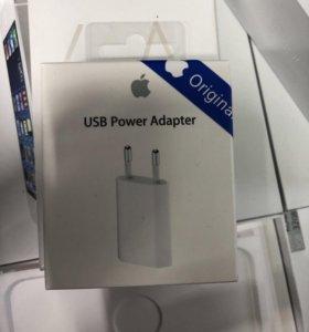 Адаптер питания USB Сетевой Original для iPhone