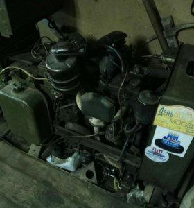 Бензиновый генератор 8кВт