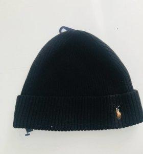 шапка ralph lauren