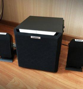 Активная акустическая система 2.1 Edifier X300