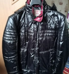 Куртка муж. весна-осень 46-48 разм