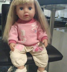 Кукла baby born сестричка оригинал