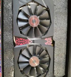 Asus Radeon R9 380 990Mhz PCI-E 3.0 2048Mb 5500Mhz