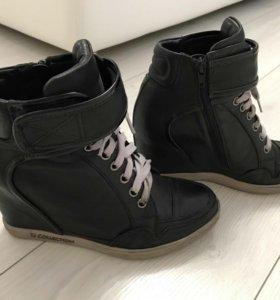 Ботинки (сникерсы) TJ Collection