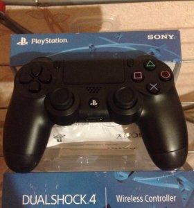 Dualshock 4 v2 с подсветкой.