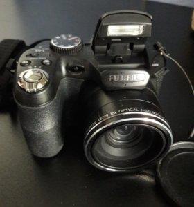 Цифровой фотоаппарат Fujifilm FinePix S2950 (черны