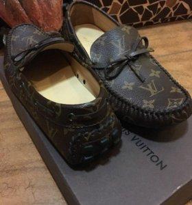 Мокасины arizona Louis Vuitton