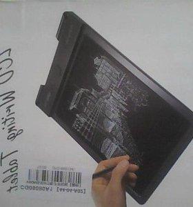 Электронная доска для рисования.LCD Writing Tablet