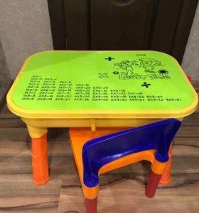 Стол для игры с водой и песком