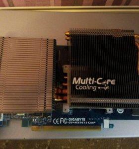 Видеокарта Gigabyte GeForce 9600 GT multi-core Coo